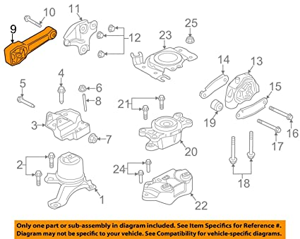 2008 lr2 engine diagram basic electronics wiring diagram 2008 Corolla Engine Diagram amazon com genuine land rover engine mount upper lr000597 lr2 range2008 lr2 engine diagram 5