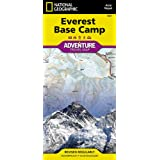National Geographic Everest Base Camp: Nepal : Adventure Map (National Geographic Adventure Map)