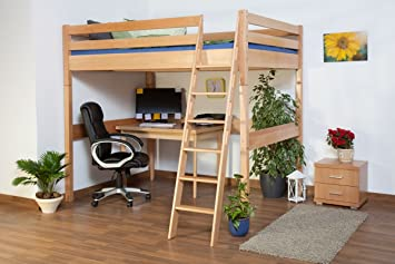 Hochbett 140x200 Erwachsene Neu : Hochbett schlafzimmer möbel gebraucht kaufen ebay