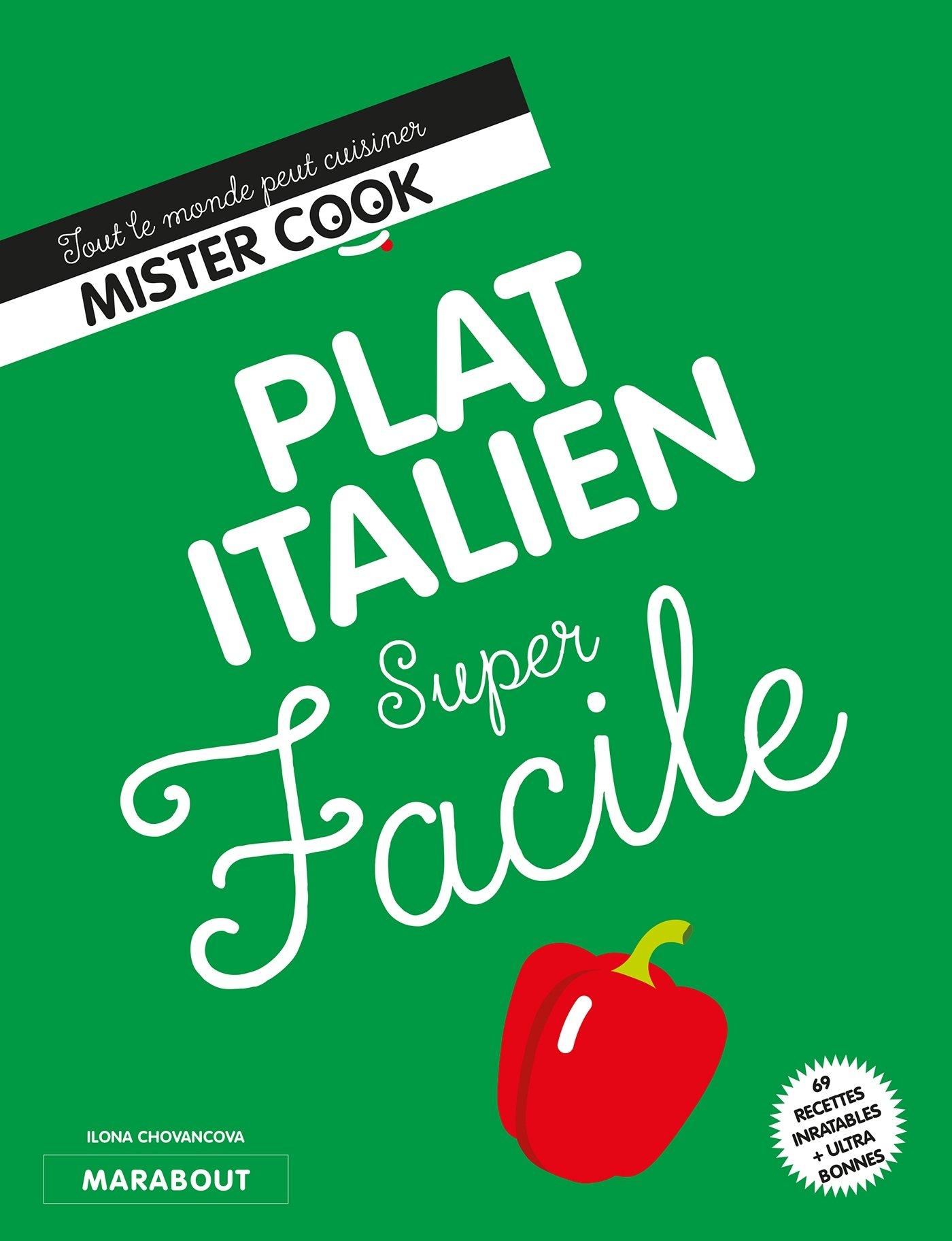 Un Plat Italien Cuisine French Edition Ilona Chovancova