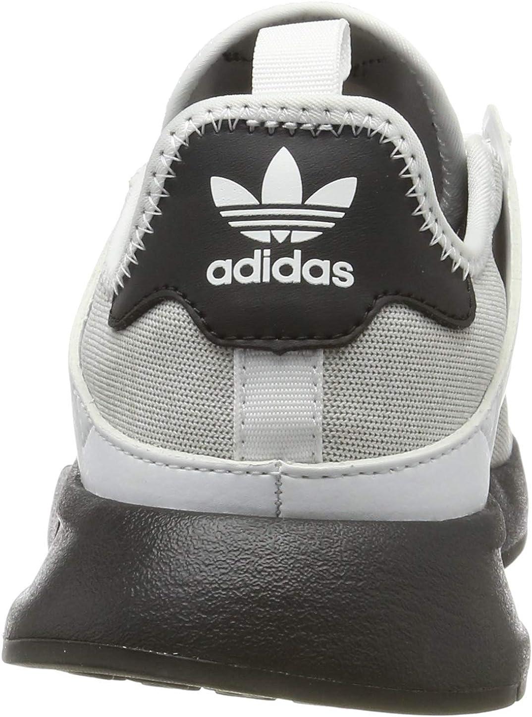 Adidas X PLR J Basket Mode Garçon Gris Light Grey Heather Core Black Ftwr White Light Grey Heather Core Black Ftwr White