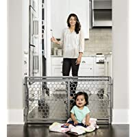 Regalo Easy Fit Adjustable Baby Safety Gate, 26-42 inches wide