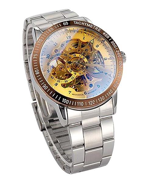 ibay wish gift IK-03 GZIE-03 - Reloj color plateado