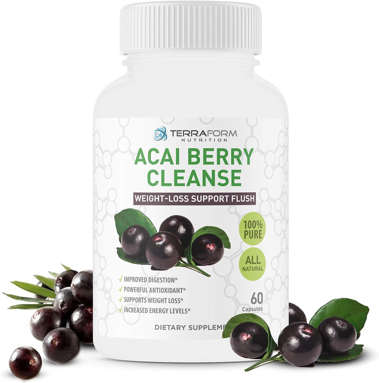 Detoxifiere de colon acai berry detox