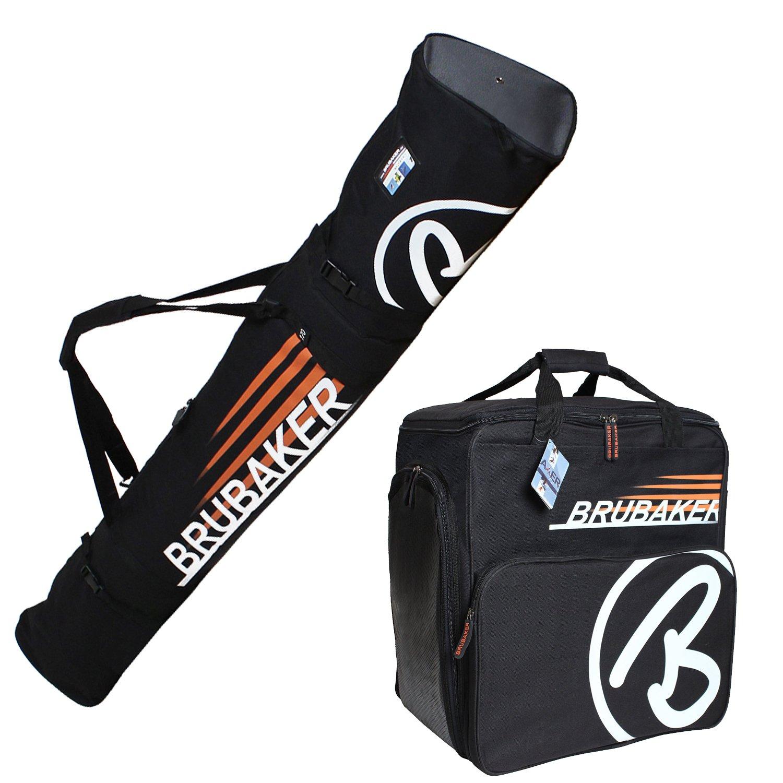 BRUBAKER Conjunto Super Champion Bolsa para botas y Casco de ski junto