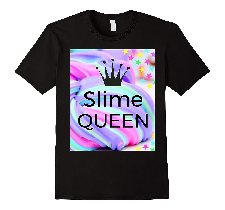 Slime Queen Art T-Shirt-RT