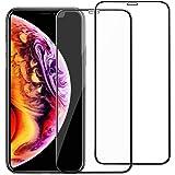 【2枚セット】 iPhone11 Pro Max/Xs Max ガラスフィルム Vida Felic 全面保護フィルム 目の疲れ軽減 強化液晶保護ガラス 【日本製素材旭硝子製】 極薄0.3mm 9H硬度 指紋防止 耐衝撃 6.5インチ(アイフォン 11 Pro Max/Xs Max 用)