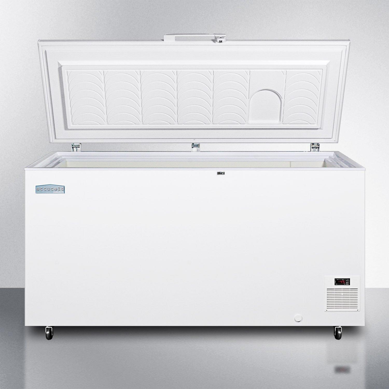 So-Low CH25-5 Lab Chest Freezer, 115V, 5 Cu. Ft., Temperature Range 0°C to -25°C