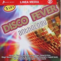 Disco Fever Anthology (CD)