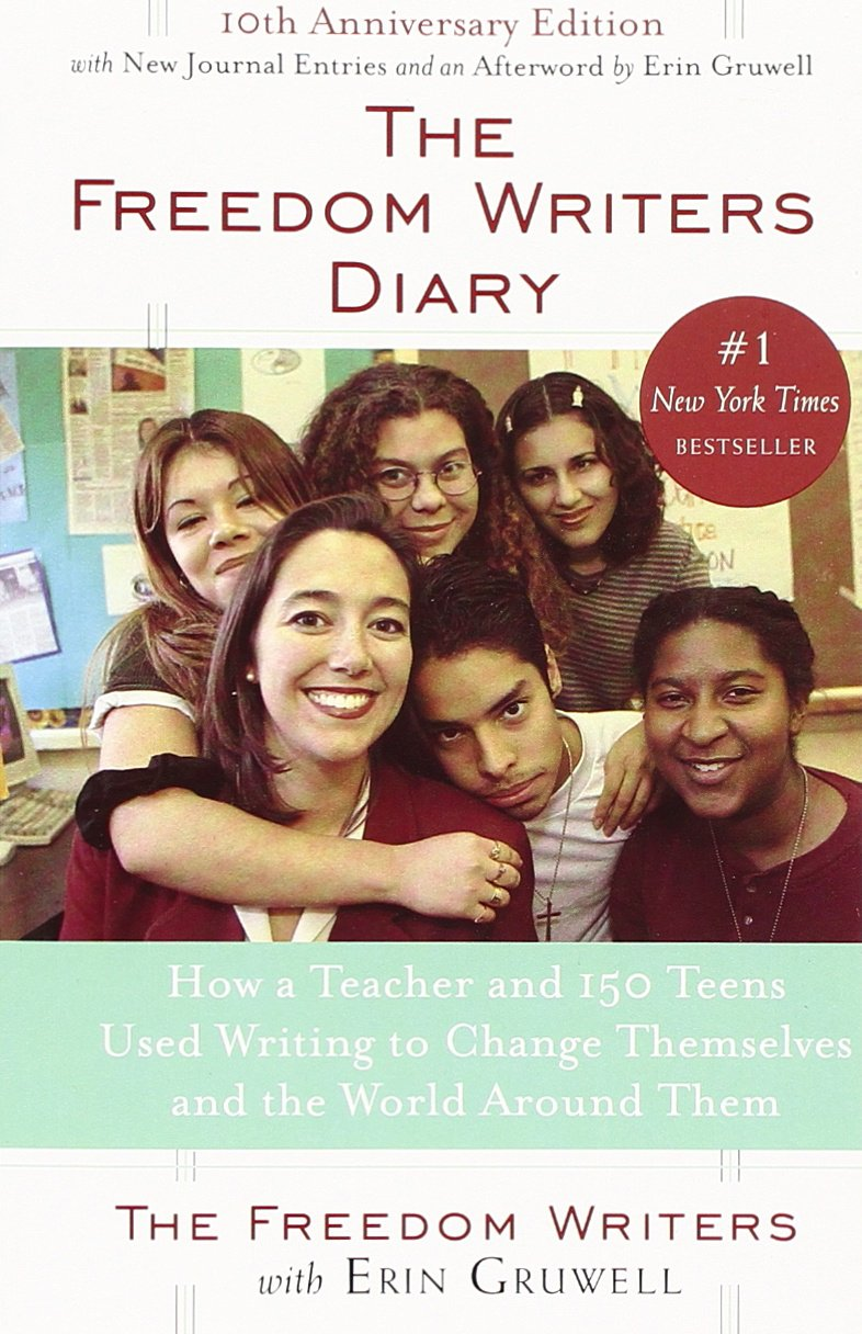 Freedom Writers Diary Teacher Themselves product image