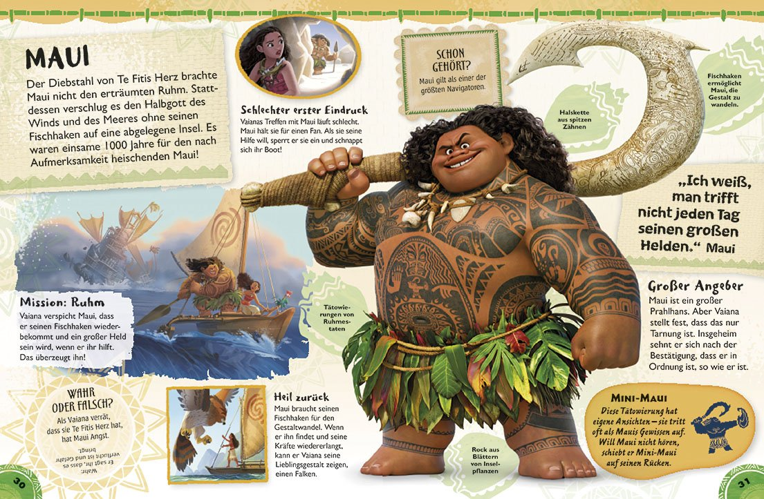 Disney Vaiana Das Buch Zum Film Amazonde Diverse Bã¼cher