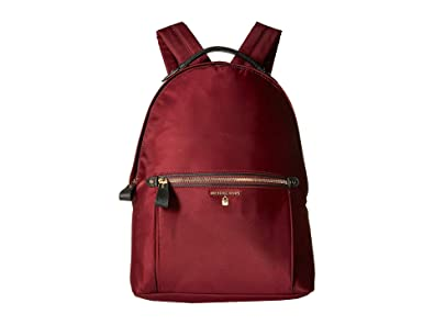 5ec5e779893 Image Unavailable. Image not available for. Color  Michael Kors Kelsey  Nylon Large Backpack ...