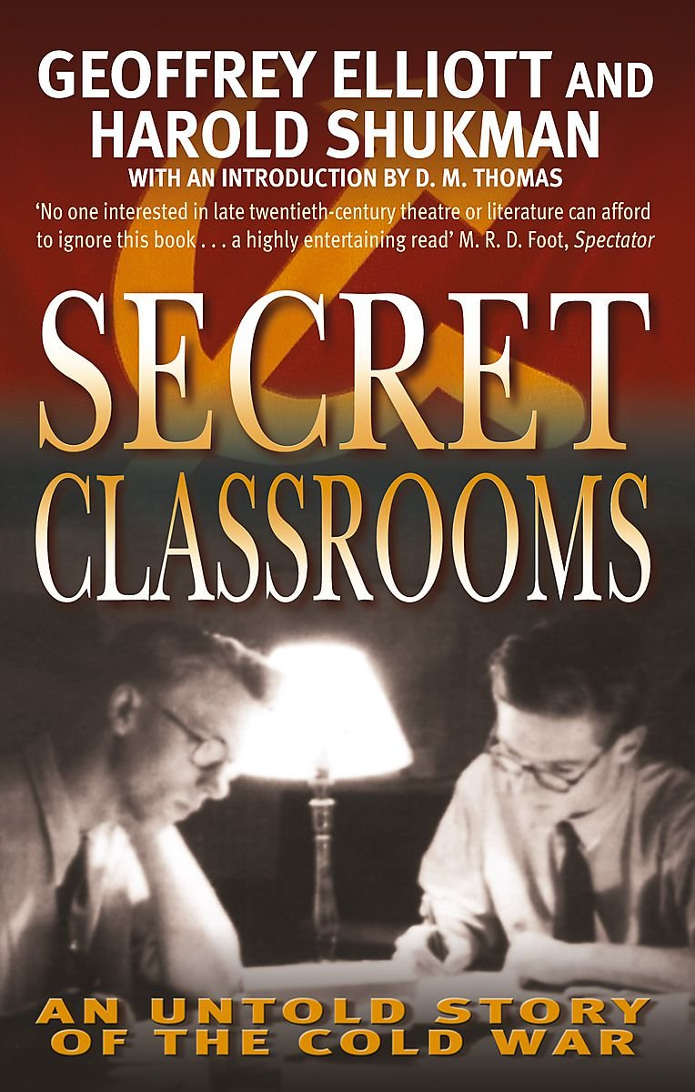 Read Online Secret Classrooms: An Untold Story of the Cold War PDF
