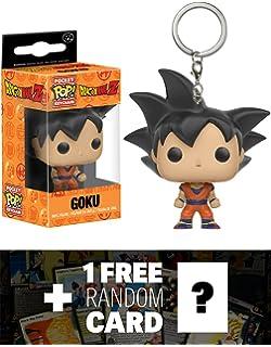 Amazon.com: Funko Dragon Ball Goku Pocket Pop Keychain ...