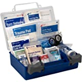 Xpress First 89 Piece Aid First Aid Kit, ANSI/OSHA Compliant