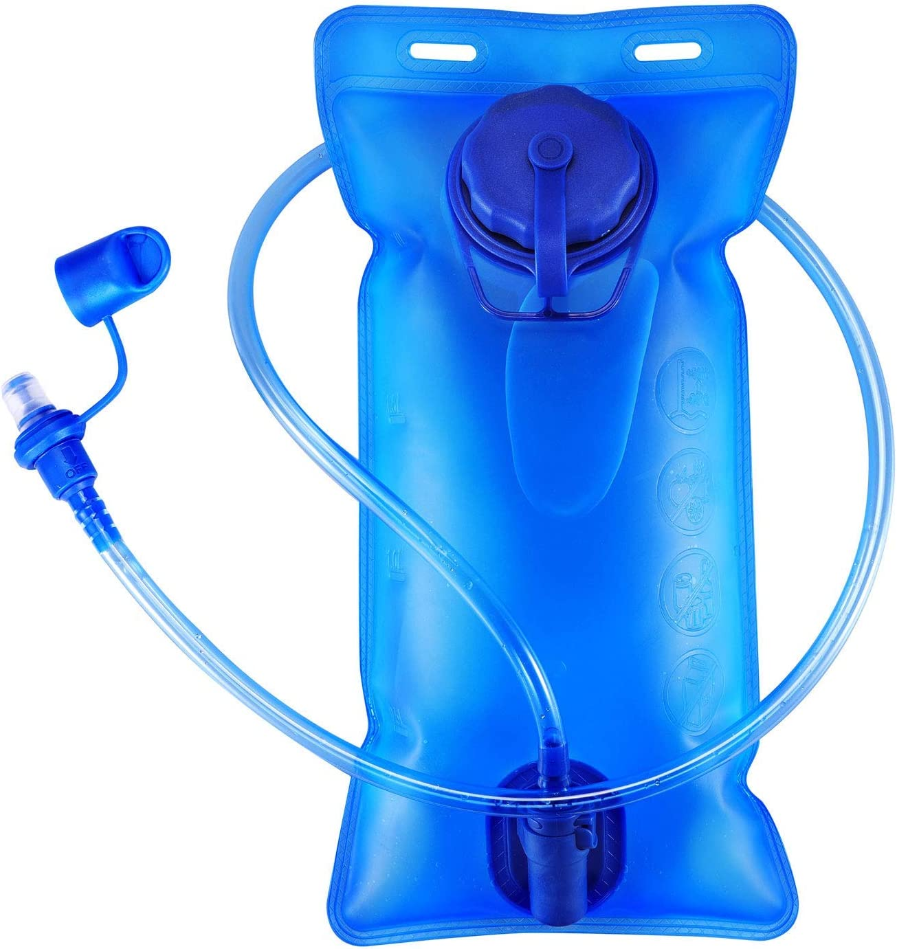 Water Bladder Bag Hydration Pack Suction Pipe Tube Insulation Sleeve Z2P5