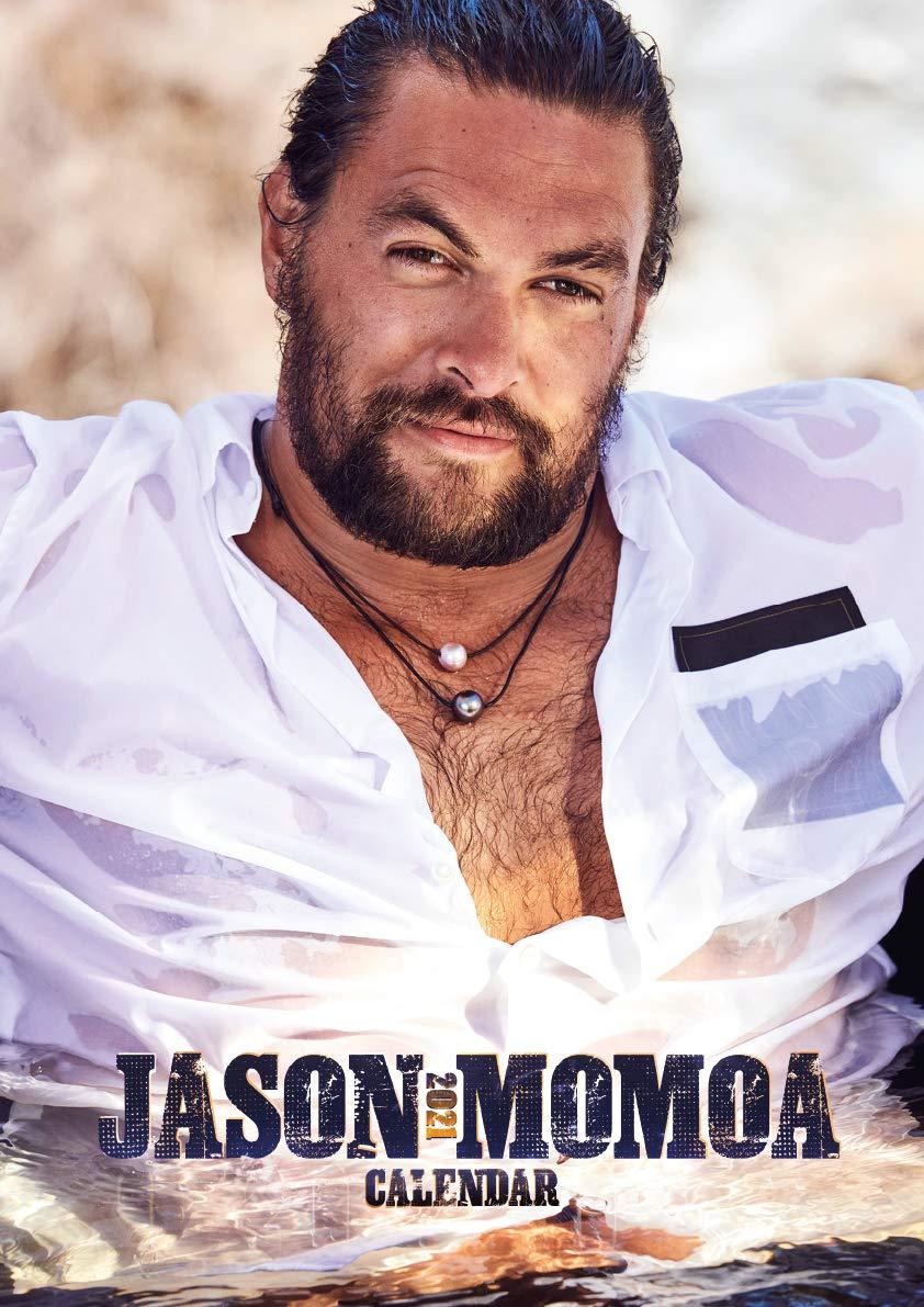 Jason Momoa Calendar 2021 Pictures