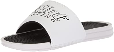 89c8279c1543 HUF Men s Slide Sandal  Amazon.co.uk  Shoes   Bags
