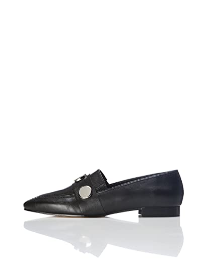 2959397a2793b Amazon Brand - find. Women's Loafers