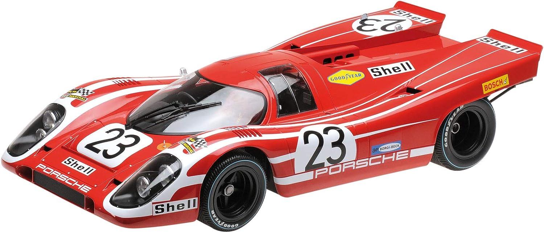 CMR134 Porsche 917K Attwood Herrmann Winner Le Mans 1970 1:18