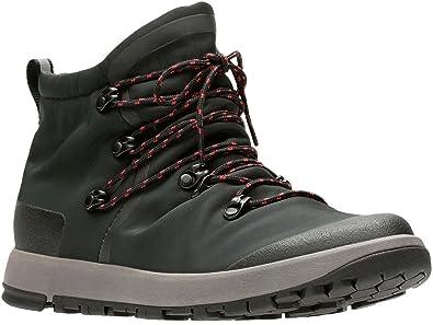 Clarks Herren Privo Slope Low Boot: : Schuhe