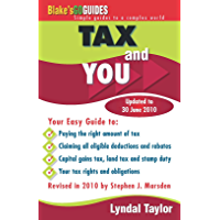 Tax and You (Blake's Go Guides)
