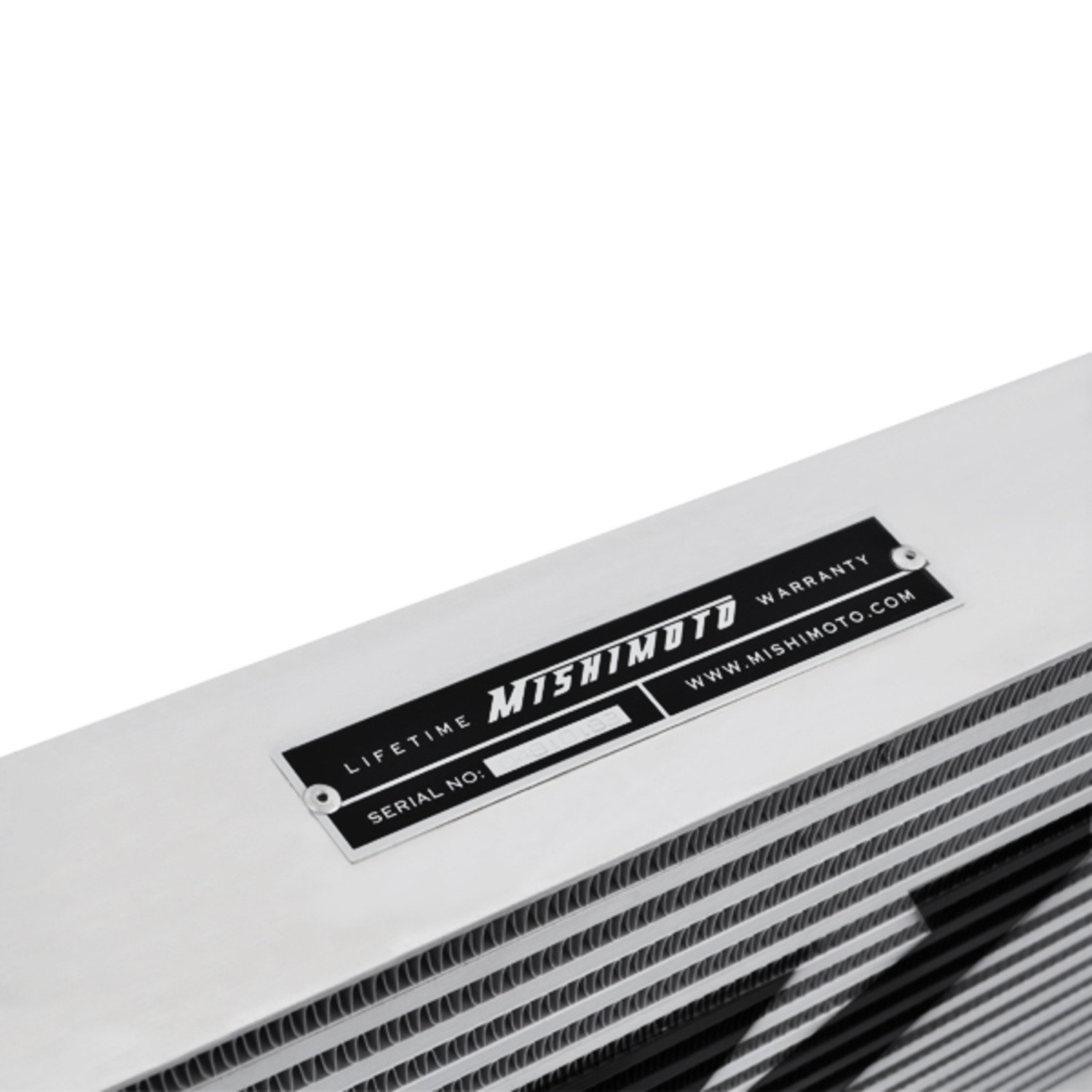 Silver Mishimoto MMINT-US Universal Intercooler S-Line