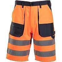 Polstar Pantalones cortos de trabajo reflectantes