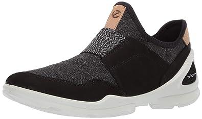 930729ddc8423a ECCO Women s Biom Street Slip On Sneaker Black