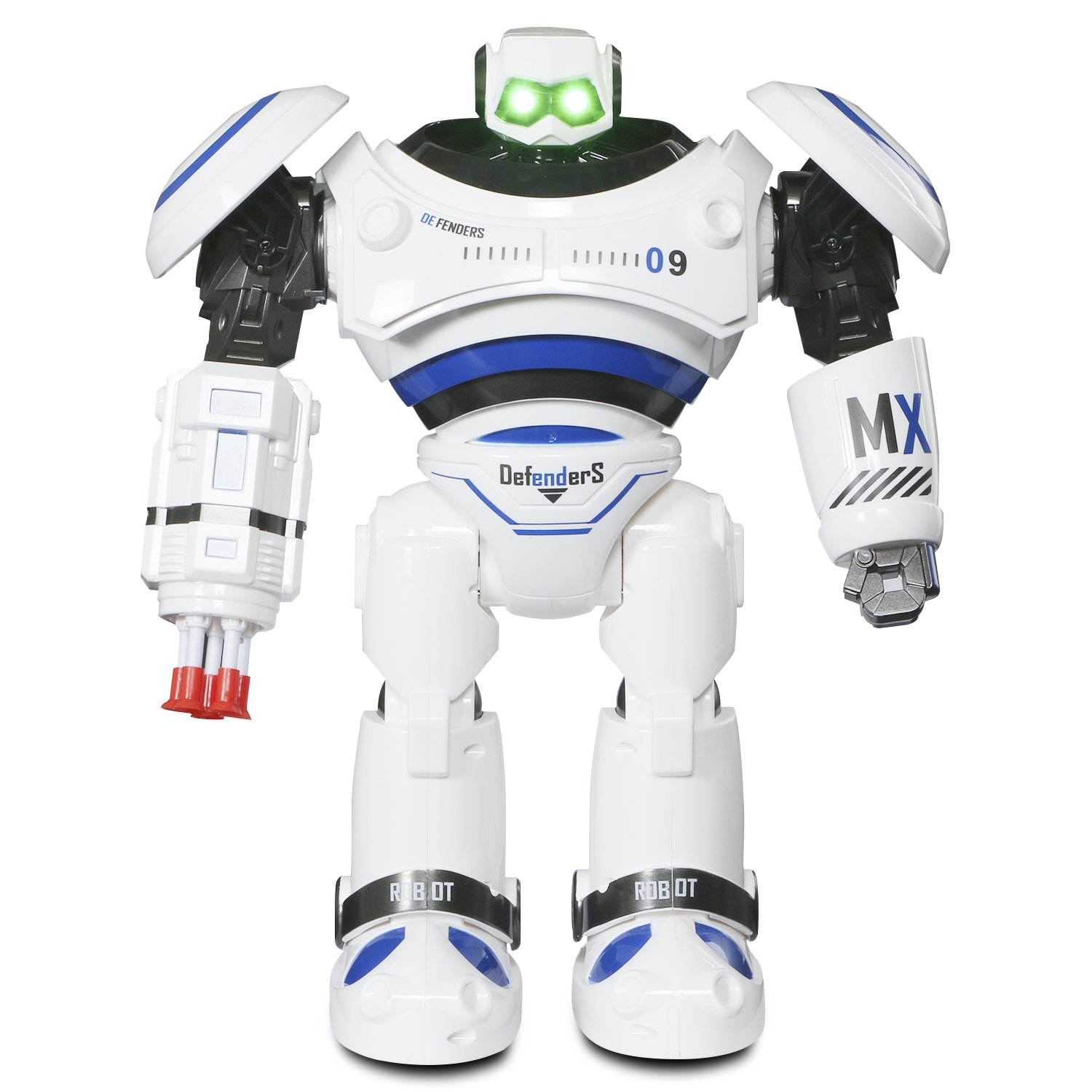 SGILE Remote Control RC Robot Toys for Christmas Gifts