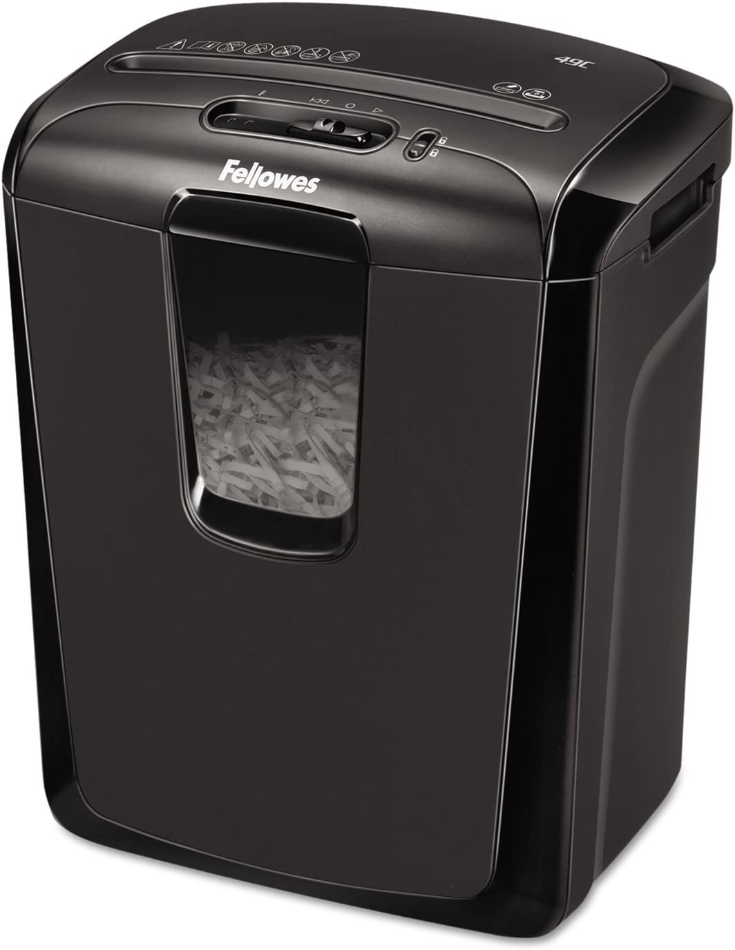 FEL4605801 - Fellowes Powershredreg; 49C Cross-Cut Shredder