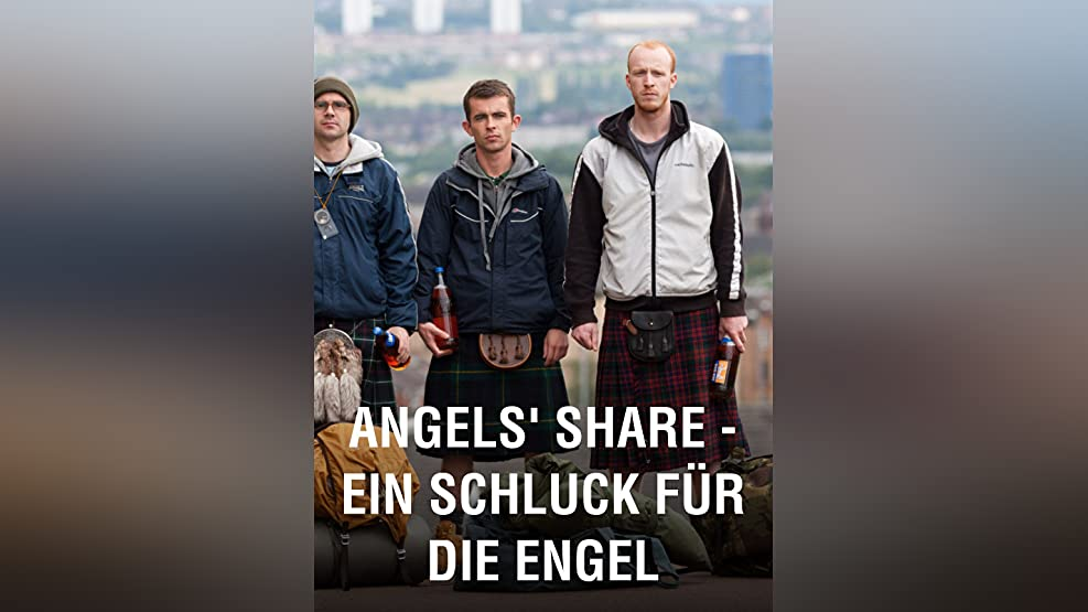 Angels' Share – Ein Schluck für die Engel [Omu]