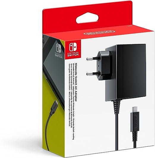 Comprar Nintendo - Adaptador De Corriente (Nintendo Switch)