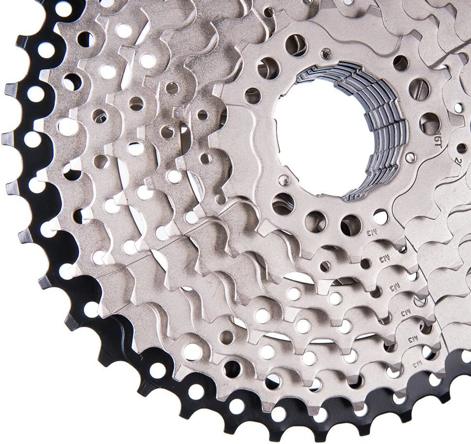 Rueda Libre de Bicicleta Pi/ñ/ón de Cassette 9 Velocidad 11-32T Accesorio de reemplazo de Bicicleta Outbit Rueda Libre de Bicicleta