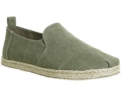 cheaper 793bf b9c82 TOMS Classic Herren Schuhe Blau: Toms: Amazon.de: Schuhe ...