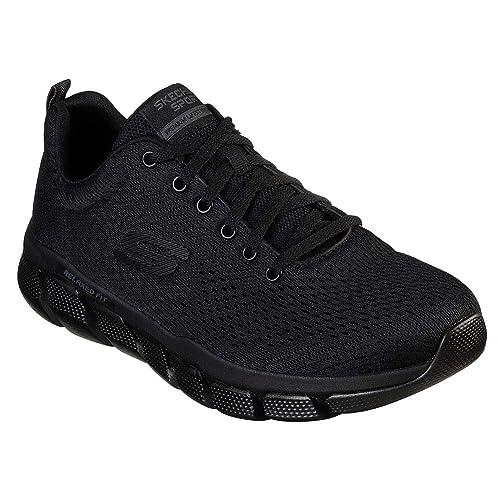 5b1504b4777 SKEAJ|#Skechers Skech-Flex 3.0-verko, Zapatillas para Hombre, Engineered  Mesh/Black Trim BBK, 41.5 EU: Amazon.es: Zapatos y complementos