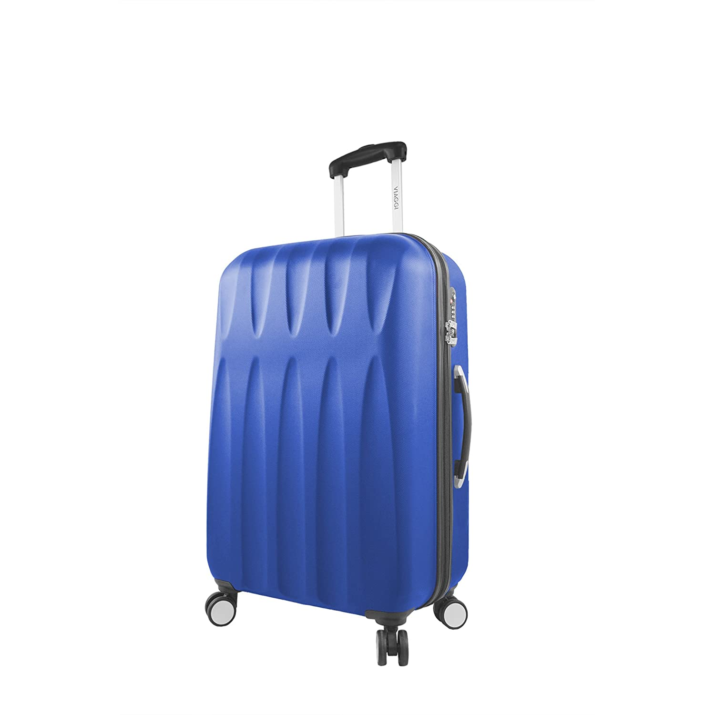 Viaggi Positano Hardside 28 Inch Spinner Blu Blue
