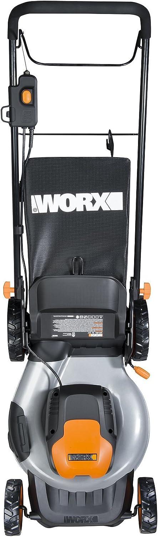 WORX WG720 Electric Lawn Mower 19 Orange