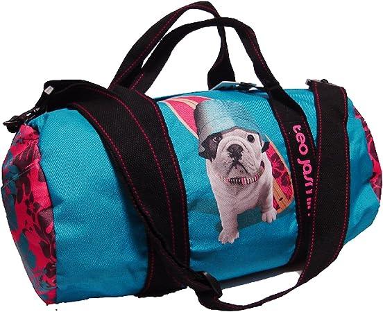 Borsa Borsone Donna Teo Jasmin Bag Big Teo Hip Hop Denim Roll Bag