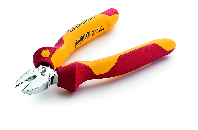 Wiha Kraftkombizange Classic mit DynamicJoint® und OptiGrip mit extra langer