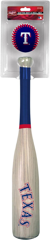 RAWLINGS MLB Grand Slam Bat and Ball Set