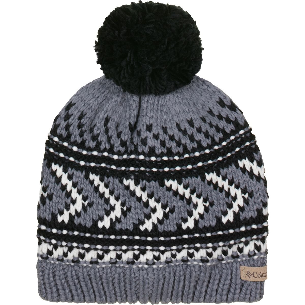 Columbia Women's Alpine Vista Beanie, Black, O/S
