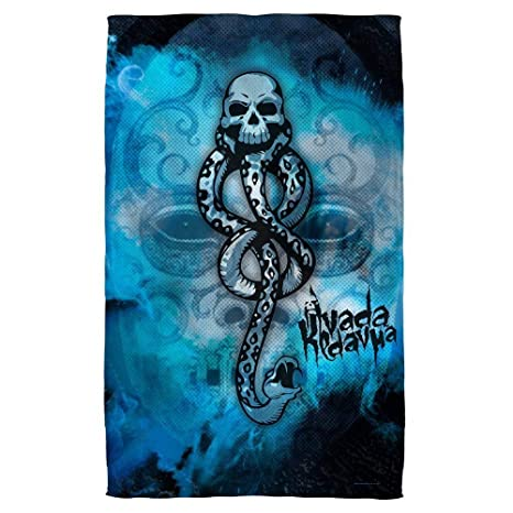 "Jonggu Death Eater - Harry Potter - Beach Towel (31"" ..."