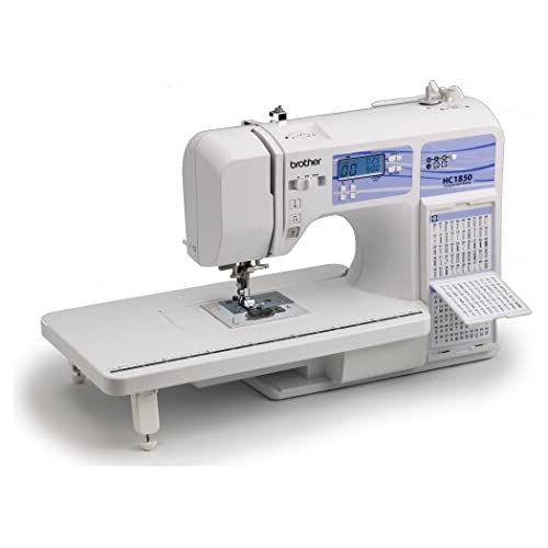 Brother HC1850 - Best quilting sewing machines for beginners