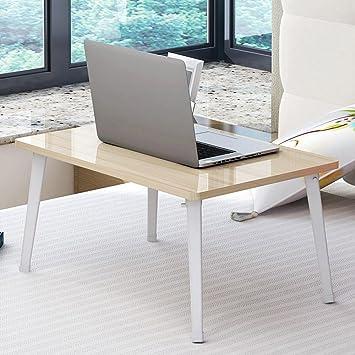 Amazon.de: BBSLT Mode Laptop-Tisch für Bett, moderne minimalistische ...