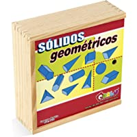 Sólidos Geométricos Carlu Brinquedos