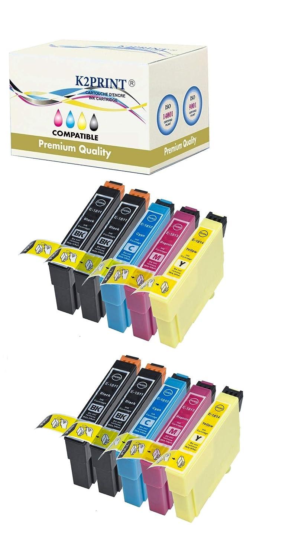 Cartuchos Tinta Compatible con HP 301 X L para impresora HP ...