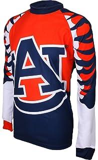 102875627 NCAA Auburn Tigers Mountain Bike Cycling Jersey