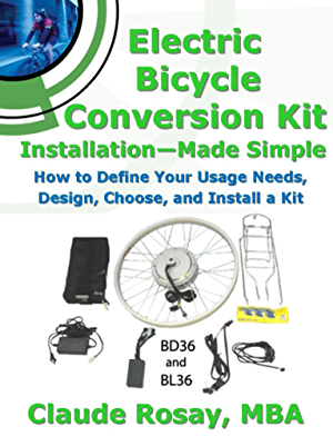Electric Bicycle Conversion Kit Installation - Made Simple (How to Design; Choose; Install and Use an e-Bike Kit)