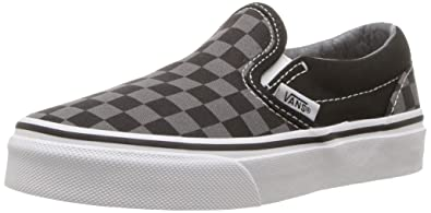 c216fdc8d002 Vans Boys  Classic Slip-On (Little Big Kid)